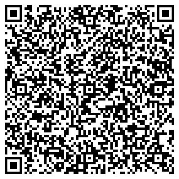 QR-код с контактной информацией организации АФРИКА ДИЗАЙН, ДИЗАЙН-СТУДИЯ МЧП ВИКТОРИЯ ПЛЮС