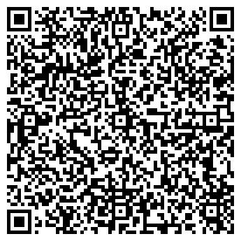 QR-код с контактной информацией организации ТРИС, ЦЕНТР ПЕРЕВОДОВ, ЗАО