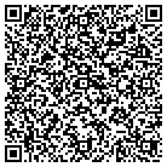 QR-код с контактной информацией организации «ДЭЗ Отрадное»