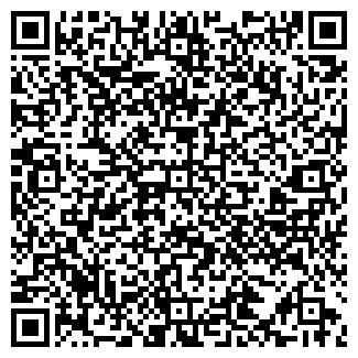 QR-код с контактной информацией организации КАТАЛОГ, ПФ, ЧП
