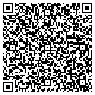 QR-код с контактной информацией организации AVON