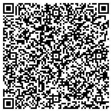 QR-код с контактной информацией организации ООО АТОНСТРОЙ