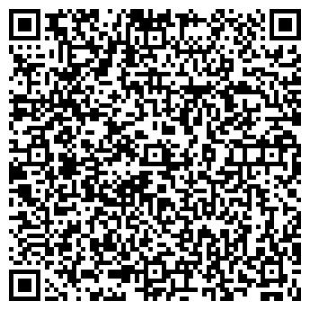QR-код с контактной информацией организации ОАО «Гартекс»