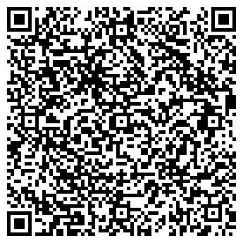 QR-код с контактной информацией организации ООО АМА ГРУПП