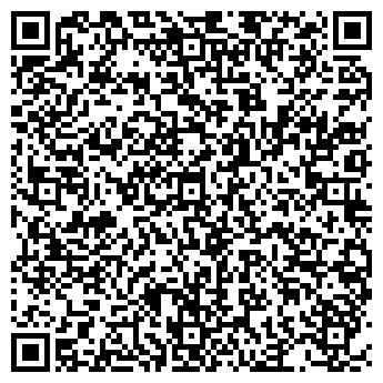 QR-код с контактной информацией организации Теплое море