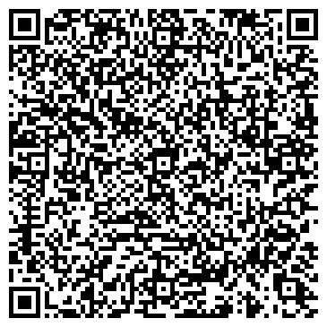 QR-код с контактной информацией организации ООО Ксения