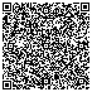QR-код с контактной информацией организации Детский сад - начальная школа