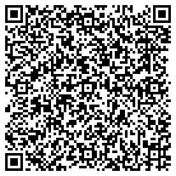 QR-код с контактной информацией организации МЕБЕЛЬ, ШТОРЫ