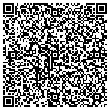 QR-код с контактной информацией организации Зеленый город