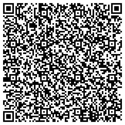 QR-код с контактной информацией организации ООО СибРтуть
