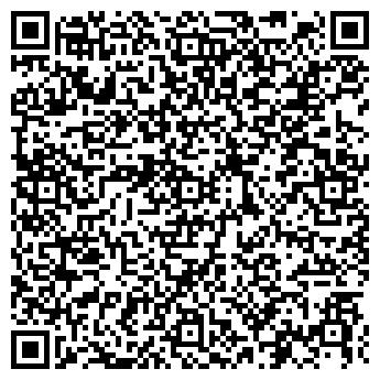 QR-код с контактной информацией организации ИТАЛЬЯНСКОЕ КАФЕ