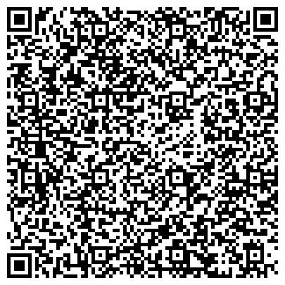 QR-код с контактной информацией организации МегаФон, сеть фирменных салонов продаж и обслуживания, Московская область