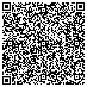 QR-код с контактной информацией организации Пес и Кот