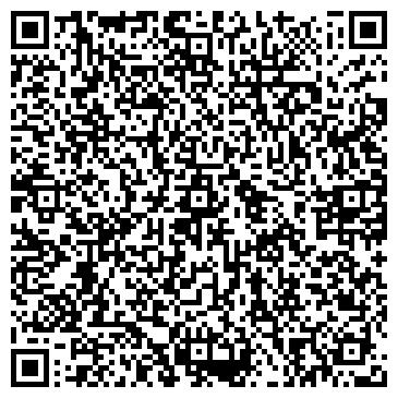 QR-код с контактной информацией организации ВОЕННЫЙ КОМИССАРИАТ Г. МОСКВЫ