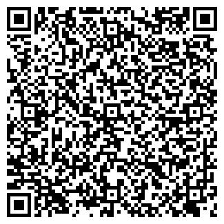 QR-код с контактной информацией организации АБИС МЕД