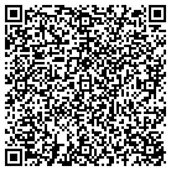QR-код с контактной информацией организации ТКАНИ ДЛЯ ВАС