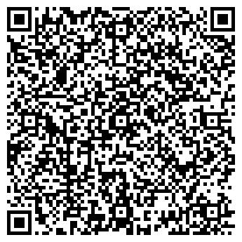 QR-код с контактной информацией организации ТКАНИ ВСЕМ