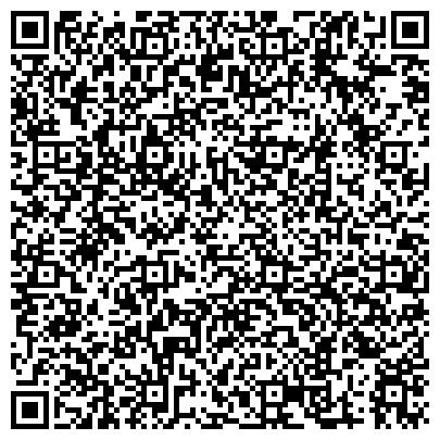 QR-код с контактной информацией организации ЦЦентральная клиническая больница №6 ОАО «РЖД»