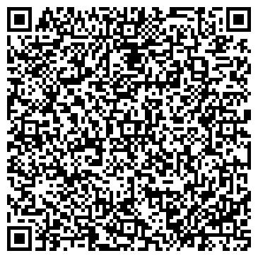 QR-код с контактной информацией организации Ежик