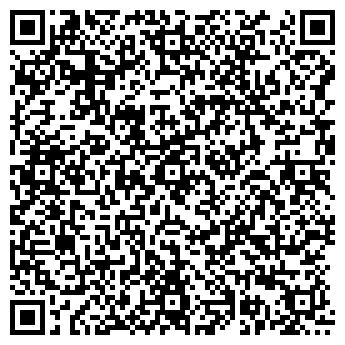 QR-код с контактной информацией организации АРТ ФИТНЕС