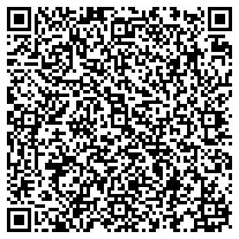 QR-код с контактной информацией организации Fresh Sport