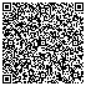 QR-код с контактной информацией организации PINK VANILLA