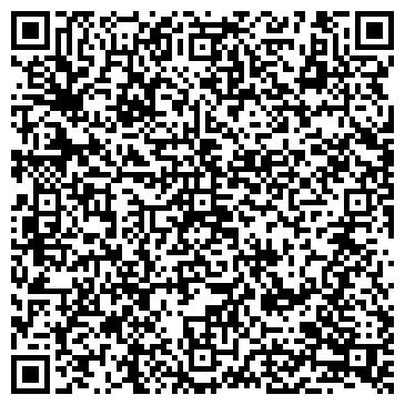 QR-код с контактной информацией организации АНГЛО-АМЕРИКАНСКАЯ ШКОЛА