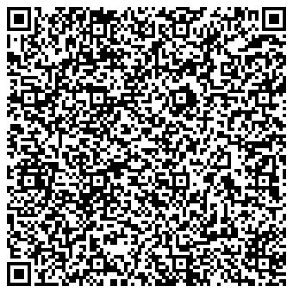 QR-код с контактной информацией организации Материнское сердце