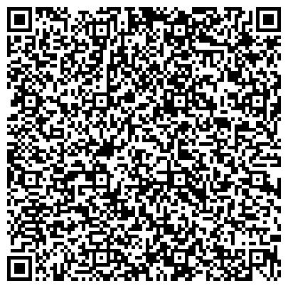 QR-код с контактной информацией организации «Петрозаводский дом – интернат для ветеранов»