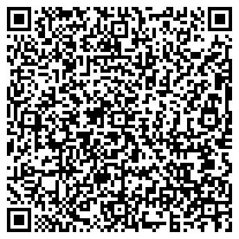 QR-код с контактной информацией организации САЛОН ЦВЕТОВ
