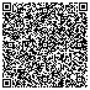 QR-код с контактной информацией организации ENGLISH SCHOOL SUNNY PLUS