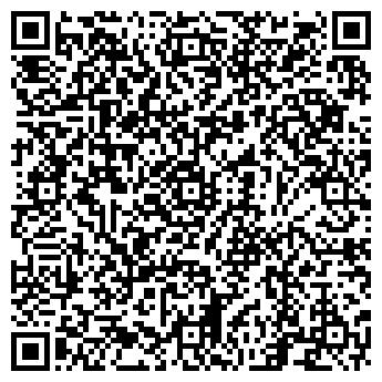 QR-код с контактной информацией организации РУДА ПКФ