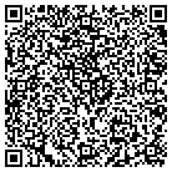 QR-код с контактной информацией организации CHINA CLUB