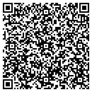 QR-код с контактной информацией организации ВСЕ СВОИ