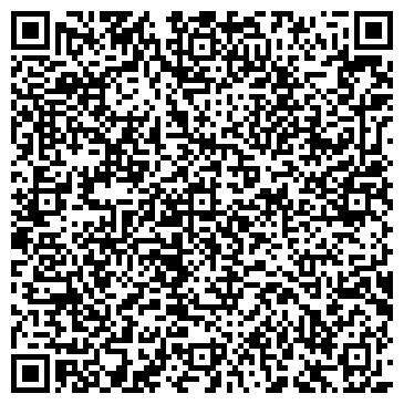 QR-код с контактной информацией организации Beaute de la mer