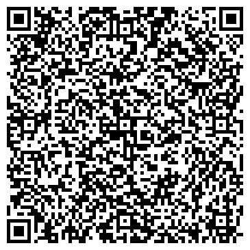 QR-код с контактной информацией организации ТРИ ТОВАРИЩА