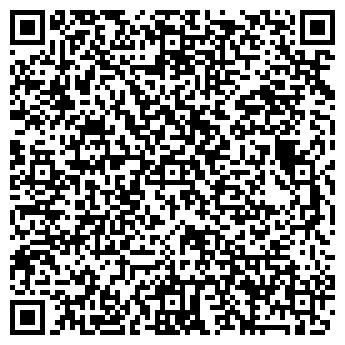 QR-код с контактной информацией организации BLUE ELEFANT