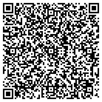 QR-код с контактной информацией организации CAFE MICHEL