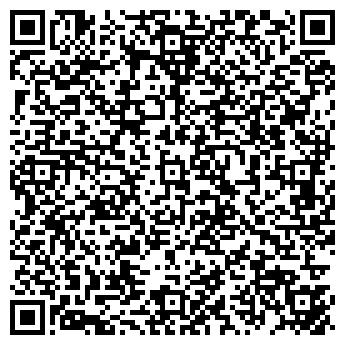 QR-код с контактной информацией организации VOODOO LOUNGE