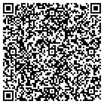 QR-код с контактной информацией организации ООО Сатурн