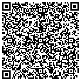 QR-код с контактной информацией организации Новель