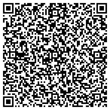 QR-код с контактной информацией организации ИНТЕР ПРОГРЕСС БАНК