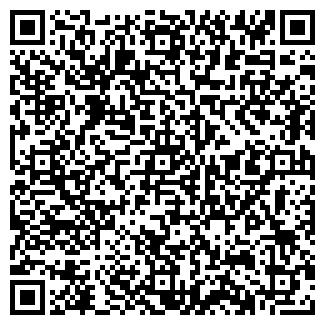 QR-код с контактной информацией организации МЗБ БАНК