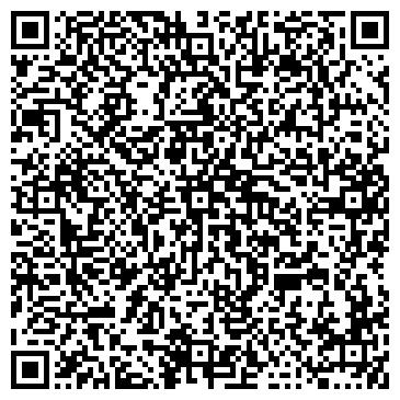 QR-код с контактной информацией организации Клиентская служба по Левобережному району
