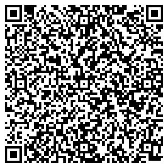 QR-код с контактной информацией организации ЭРБИ БАНК
