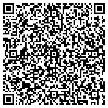 QR-код с контактной информацией организации МИДАС-ТУР