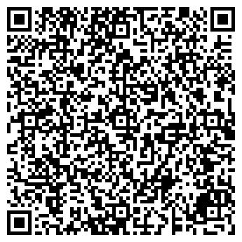 QR-код с контактной информацией организации АЭРОТРЭВЭЛ