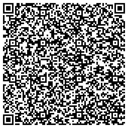 QR-код с контактной информацией организации Российский государственный торгово-экономический университет, Новосибирский филиал