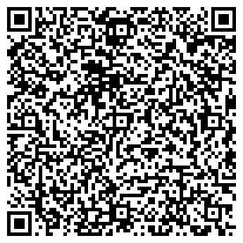 QR-код с контактной информацией организации ЖИРАФ-ТУР