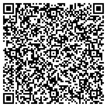 QR-код с контактной информацией организации Первый БИТ